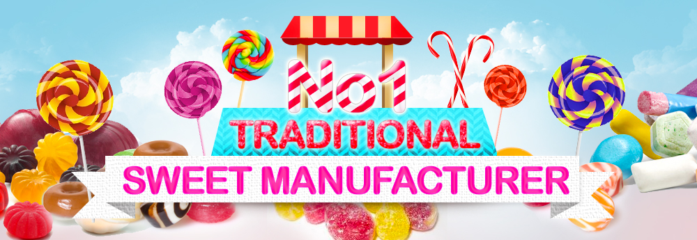 No.1 Traditional Sweet Manufacturer