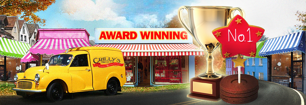 Award Winning No.1 Crilly's Sweets