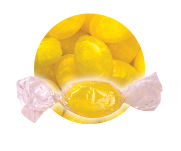 Crilly's Sweets Sherbet Lemons Bulk Wholesale
