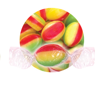 Crilly's Sweets Apple Sherbets Bulk Wholesale
