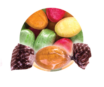 Crilly's Sweets Chocolate Fruits Bulk Wholesale