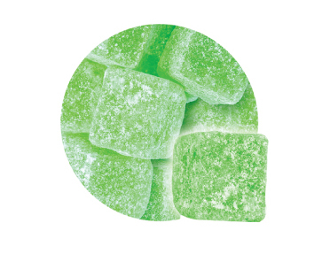 Crilly's Sweets Apple Cubes Bulk Wholesale